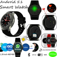 3G Android Phone Watch with Heart Rate Monitor (DM368)