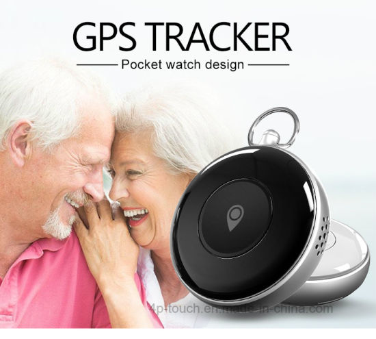 Mini Pendant GPS Tracker with IP66 Waterproof (PM02)