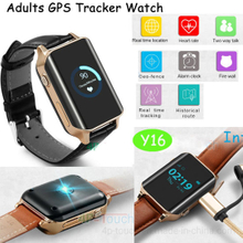 Elderly GPS Tracking Watch Phone with Real Time Positioning