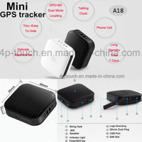 Personal Mini GPS Tracker with GPS+Lbs Position (A18)