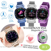 Hot Selling New Developed Waterproof IP68 Smart Bracelet B12