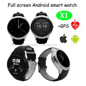 3G/WiFi Digital Smart Watch with Heart Rate Monitor X1