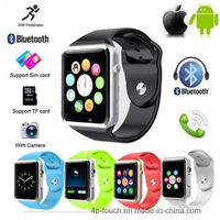 Smart Watch Phone with Sleep Monitor and Take Pictures (A1)