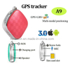 Personal GPS Tracker with multiple accurate Position A9