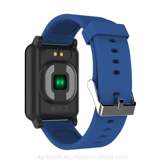 ECG/PPG Smart Bracelet with Blood Pressure&Heart Rate monitor E04