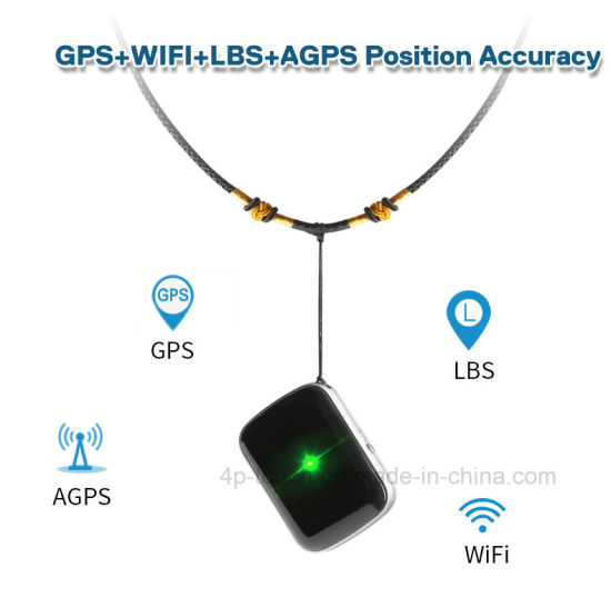 New Personal GPS Tracking Device with WiFi Position Y21