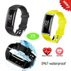 Colorful Smart Digital Bluetooth Bracelet Watch with Heart Rate monitor X9