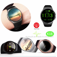 Mobile Sport Bluetooth Wrist Fitness Smart Watch Phone K18