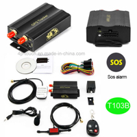 Hot Sale Iron E-Bike GPS Tracker with Call Alarm T103B