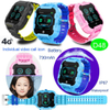 Multi-languages IP67 Waterproof 4G GPS Tracker Watch with Individual Video Call D48