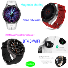 Wholesale Sport Android sport Smart Watch with large memory Kw88PRO