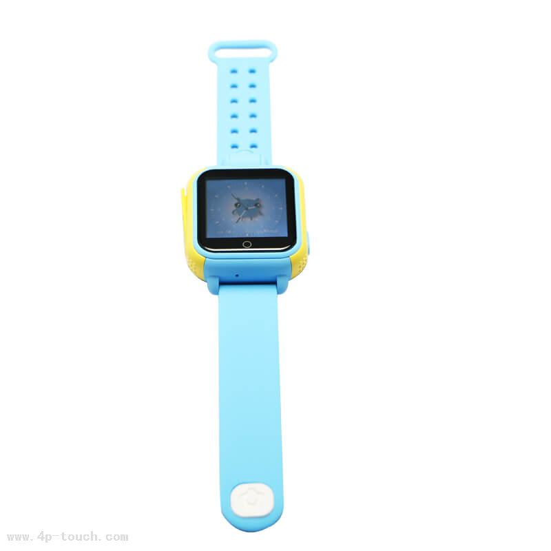3G/WCDMA Kids GPS Tracker Watch with 3.0m Camera (D18)