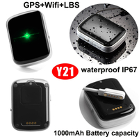 IP67 Waterproof Hot Selling Developed GPS Tracker with strong maganet Y21C