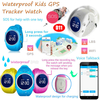 Baby Kids Smart GPS Tracking Watch Locator with Watch Removal Alarm D11