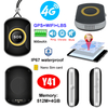Newest Developed 4G Lte Personal GPS Tracker with Long Working Hours Y41