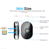 Waterproof Mini GPS Tracker for Person with SIM Card Slot Pm01