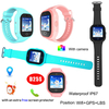 Ce Approved IP67 Waterproof Kids GPS Tracker Watch with multiple accurate position D25s