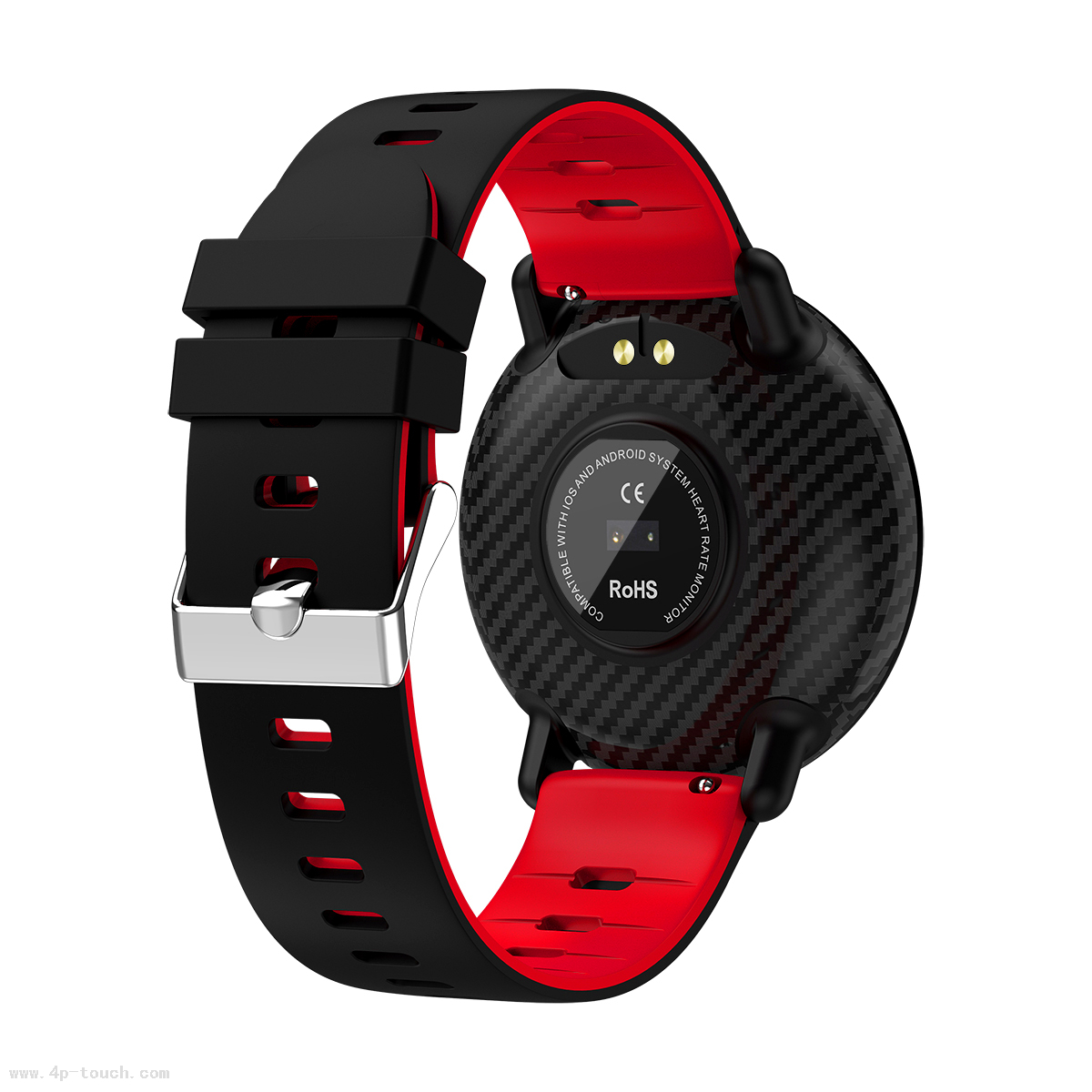 IP68 Waterproof Smart Bracelet with Heart Rate and Blood Pressure monitor K1