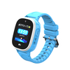 400mAh Battery Kids Smart GPS Tracker Watch with IP67 Waterproof D15W