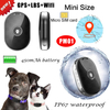 Real waterproof tiny Smart GPS Tracking Locator for Pets/Cats Pm01