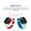 2018 New Developed Waterproof GPS Kids Tracker Watch Y8