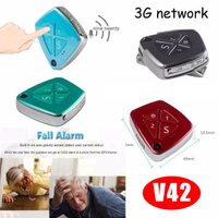 New 3G WCDMA Senior GPS Tracker with Camera (V42)
