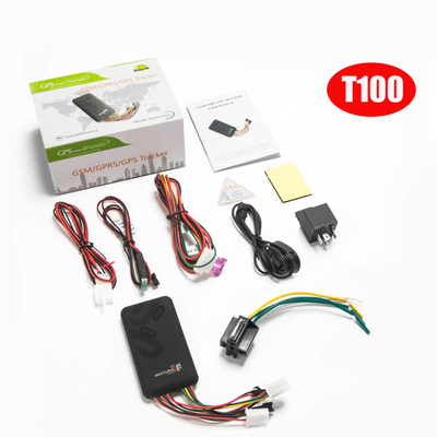 GPS Tracker for Motorcycle/Vehicle with Acc Detection (T100)