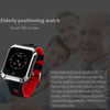 Adult GPS Tracking Watch System with Hr and Bpm Y3H