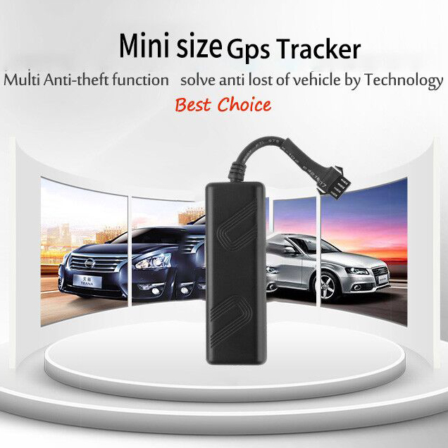 Small Portable GPS Tracking Device System Bike Vehicle Motorcycle Car GPS Locator T205