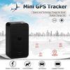 GF-19 GPS Tracker for Kids Car Bike Real-Time Mini GPS Tracker