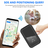 Amazon Hot Selling GPS Mini Tracker Anti Theft Real Time Mini GPS